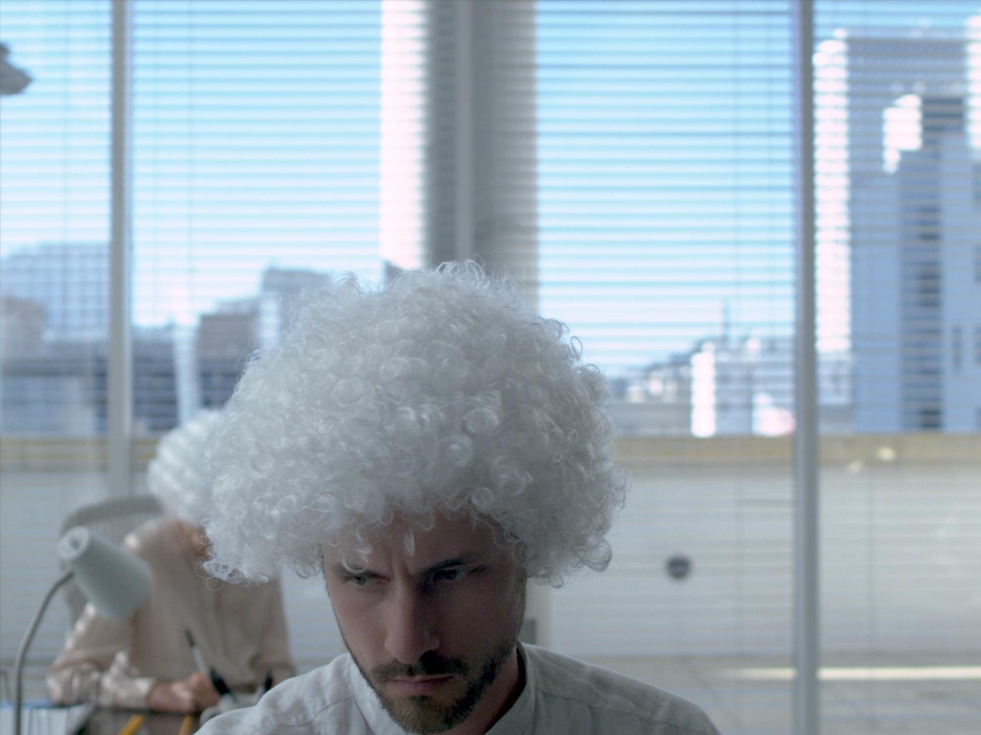 Adam Long Actor in Eccentrics Anonymous