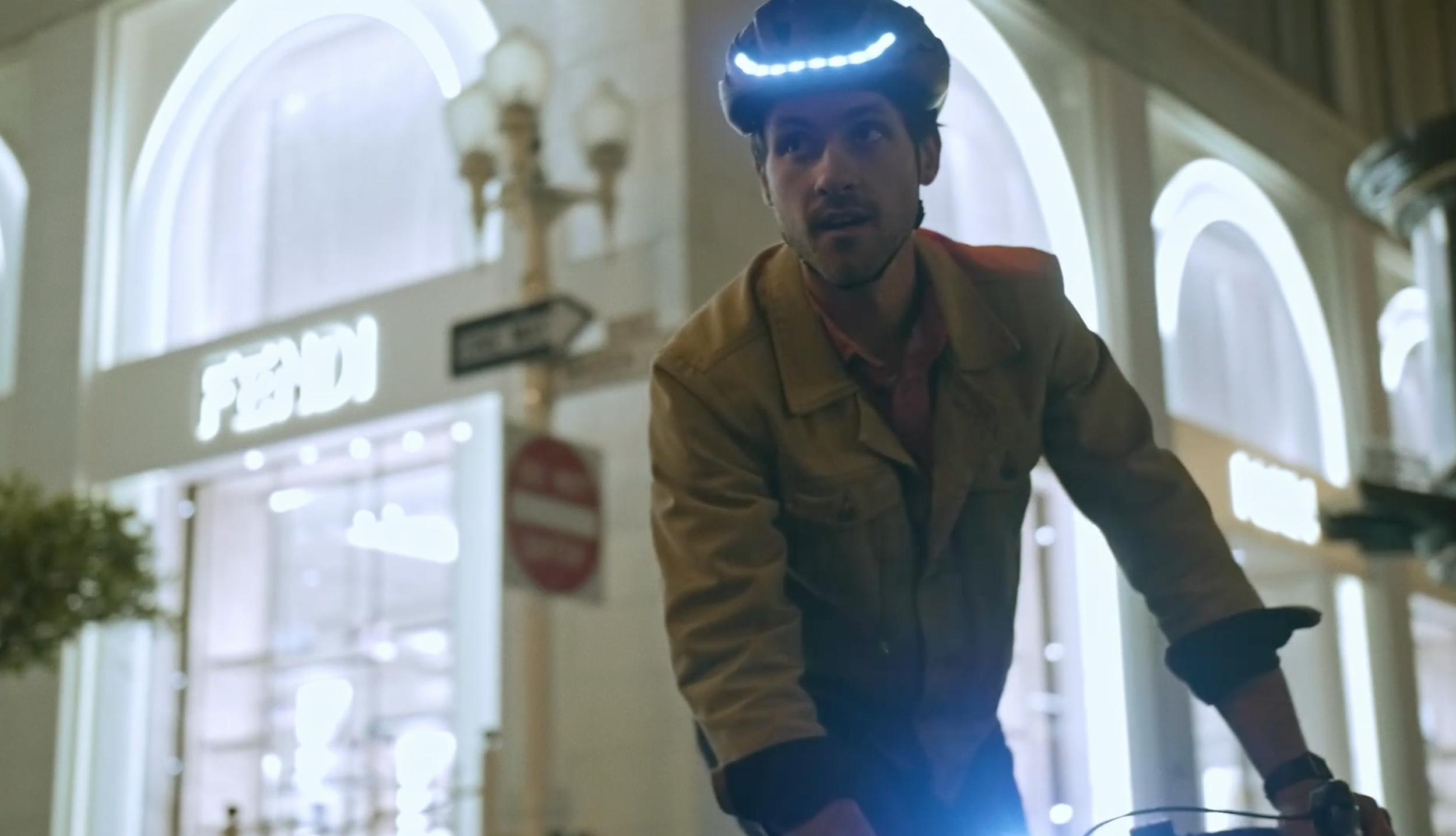 Adam Long Actor in Lumos Flagship commercial
