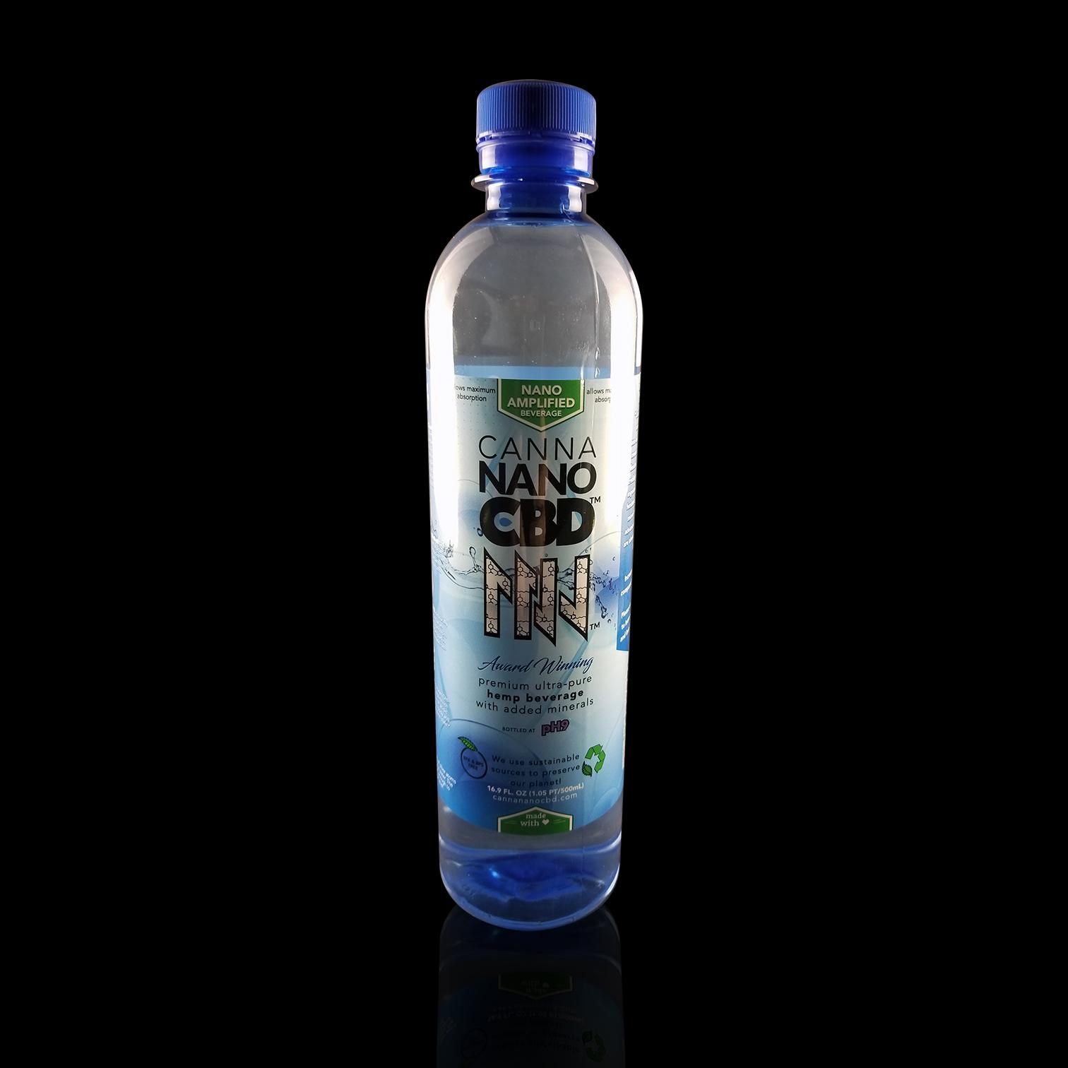 CANNA NANO CBD  – CBD Water
