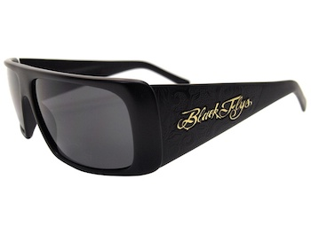 BLACK FLYS  – Check Your Flytinerary   Suggested retail -  $80