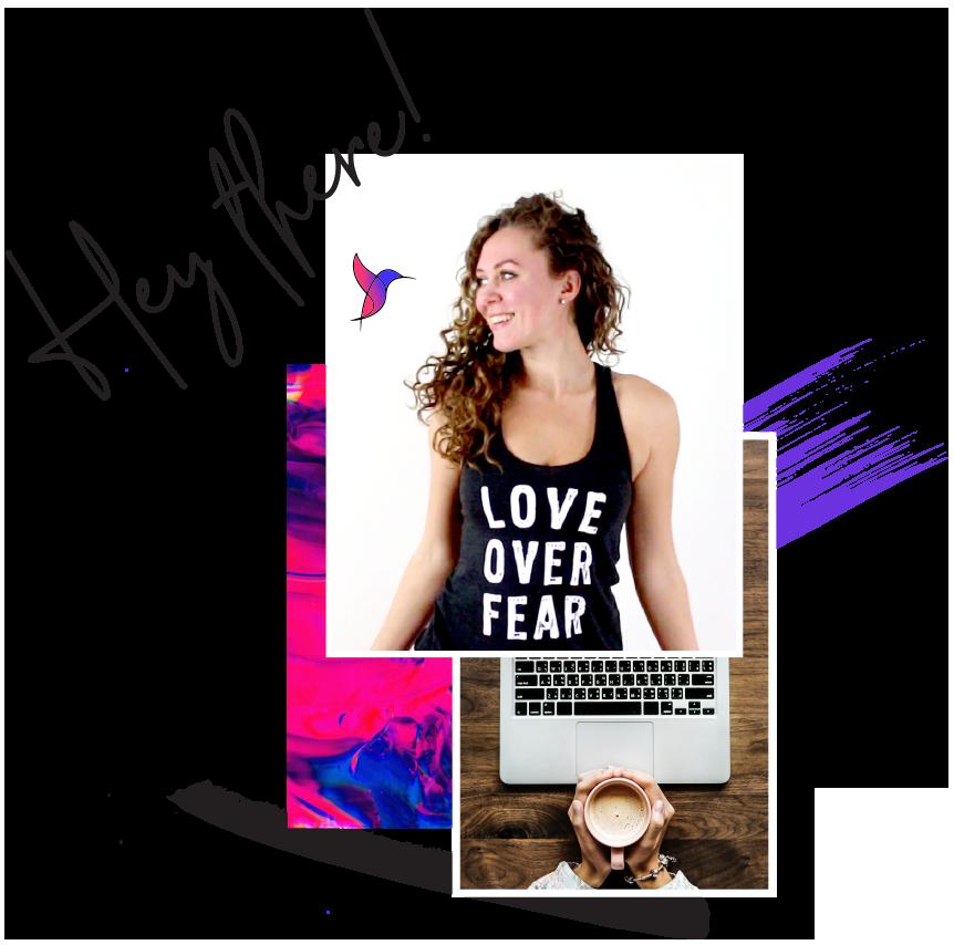 Anjana Duff website design