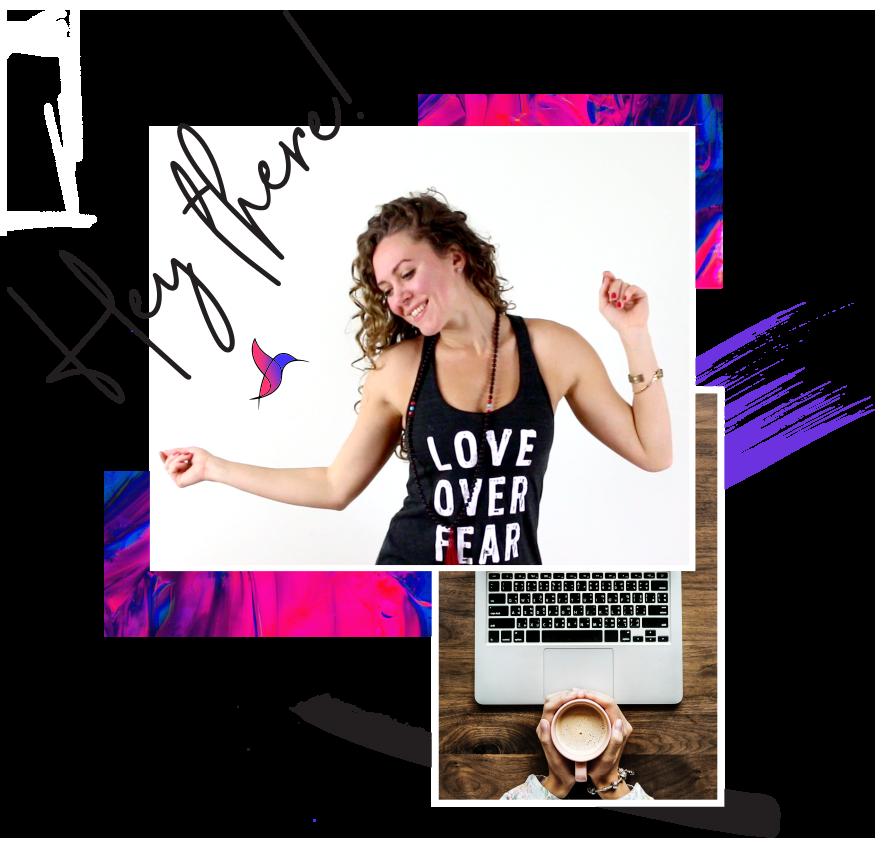 Anjana Duff branding and website design