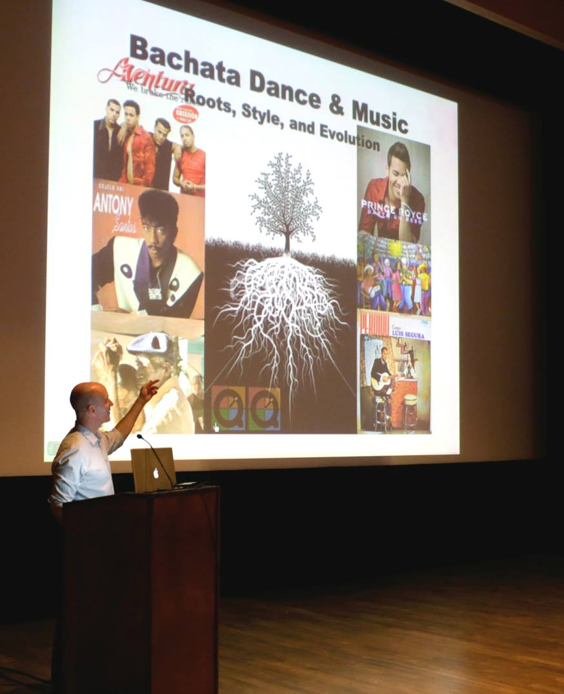Bachata History Presentation Class w/ Adam Taub