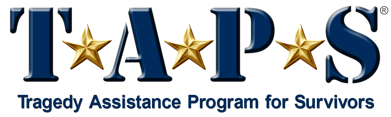 Tragedy Assistance Program for Survivors (TAPS) Logo.png