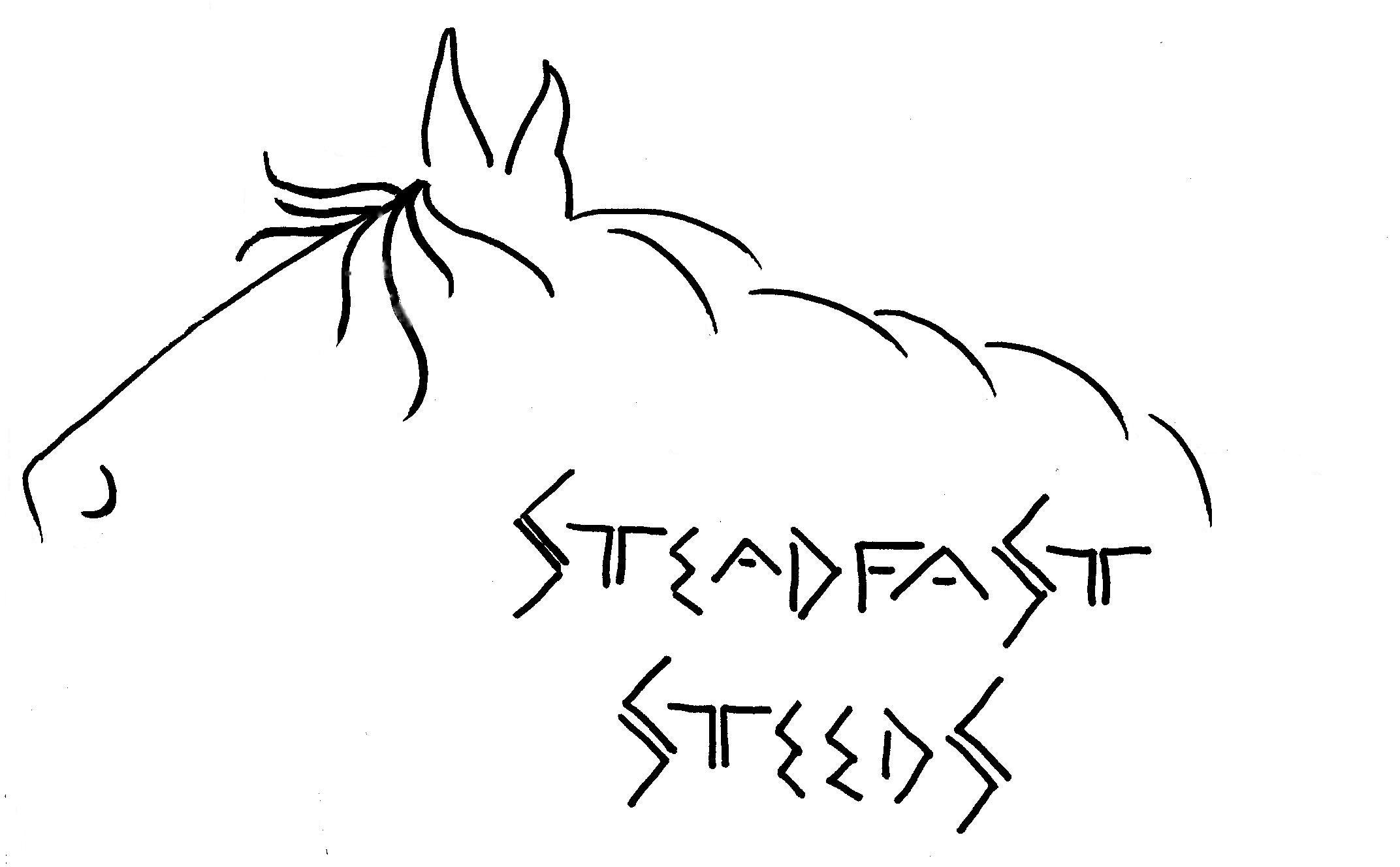 Steadfast Steeds Animal Sanctuary Logo.png