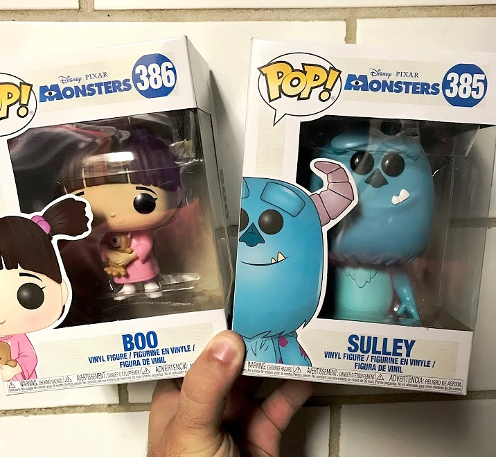 """Tori bit the bullet and let me have Sulley, so for that """"I am eternally grateful."""""""