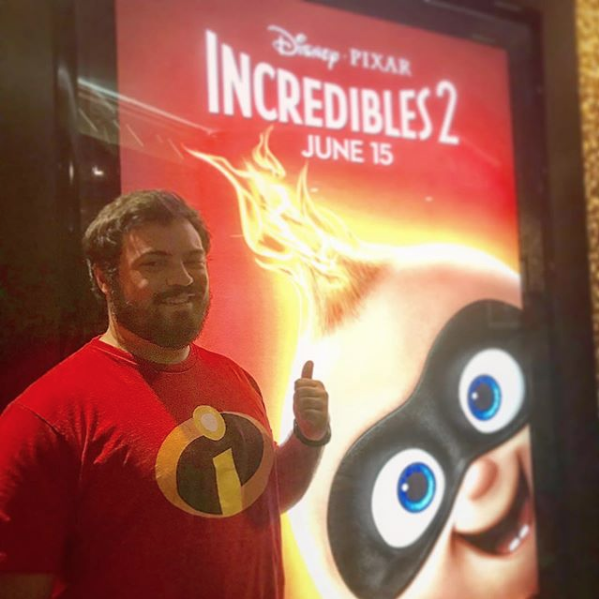 Matt saw the movie opening weekend (6/16/18) in Pittsburgh, PA