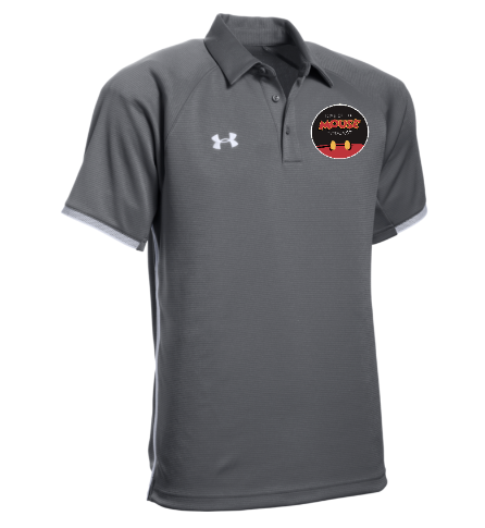 Love of the Mouse Podcast UA Rival Polo ($44.95)