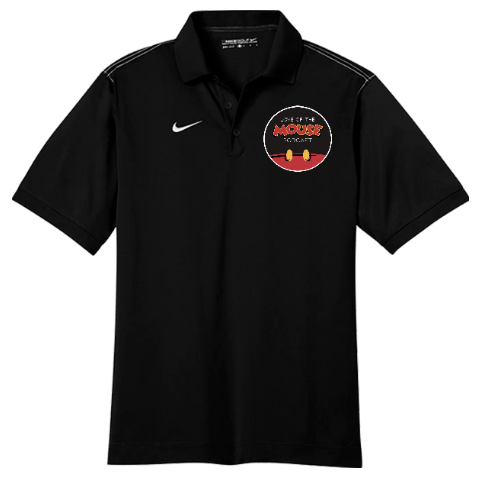 Love of the Mouse Podcast Nike Golf Sport Pique Polo ($62.95)