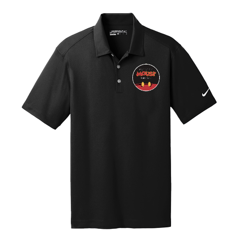 Love of the Mouse Podcast Nike Golf Dri-Fit Vertical Mesh Polo ($44.95)