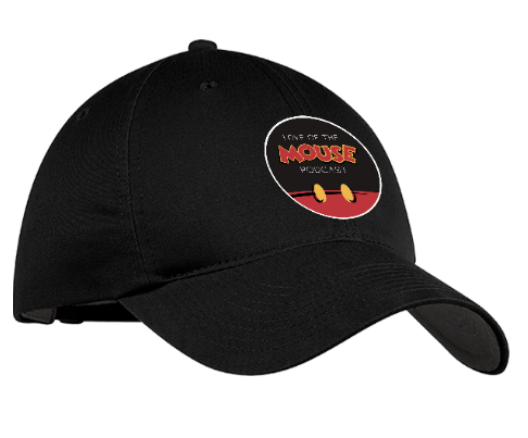 Love of the Mouse Podcast Nike Unstructured Twill Cap ($19.95)