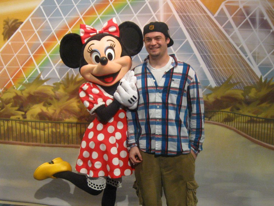 Minnie Mouse Meet & Greet, Epcot (2013)