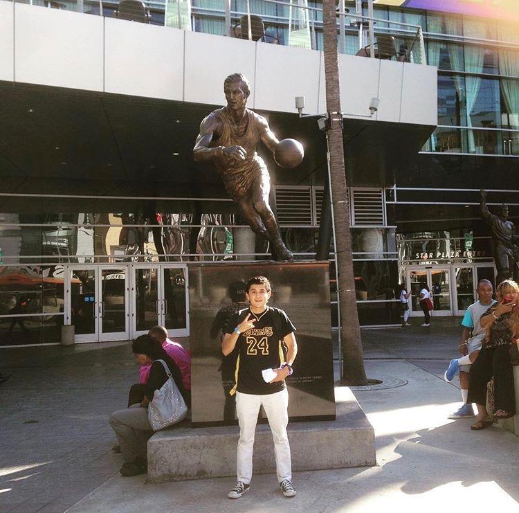 Alberto Urbina #1 - Los Angeles, CA