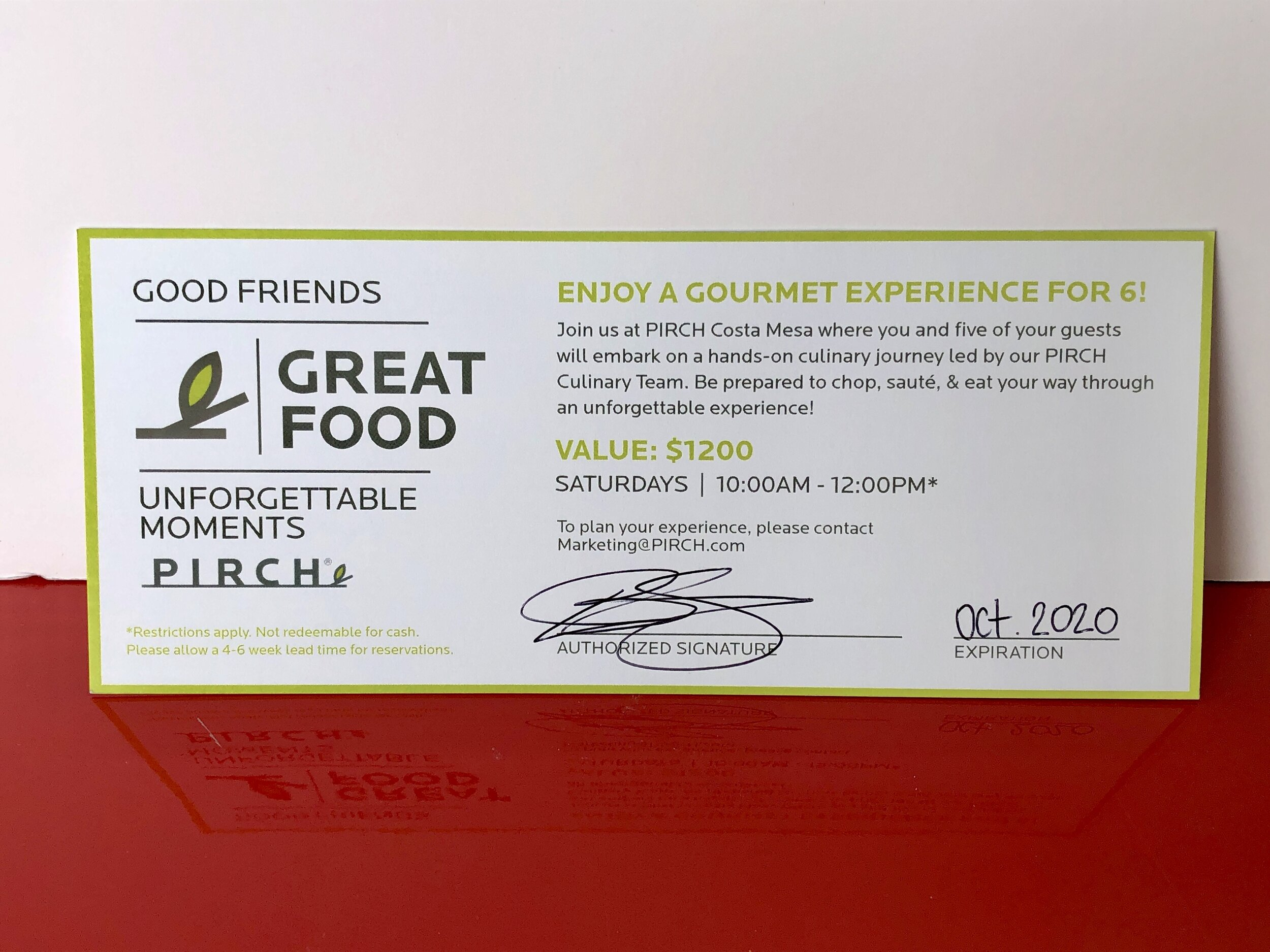 Pirch Culinary Experience for 6.JPG