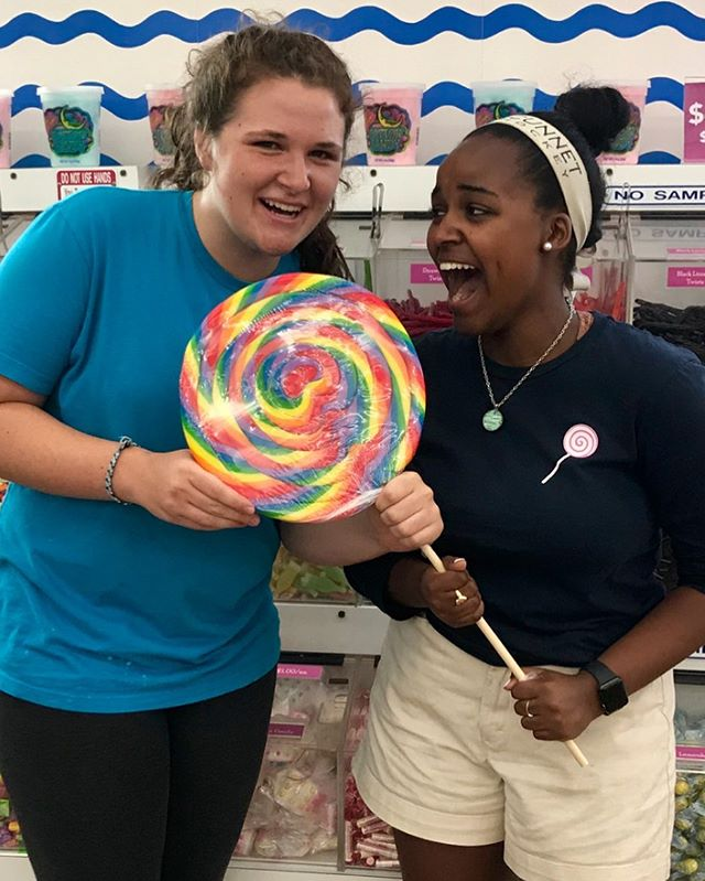 It's a great night for candy!!! #lifeisshorteatcandy #candycornerhb #hamptonbeachnh #summer2019
