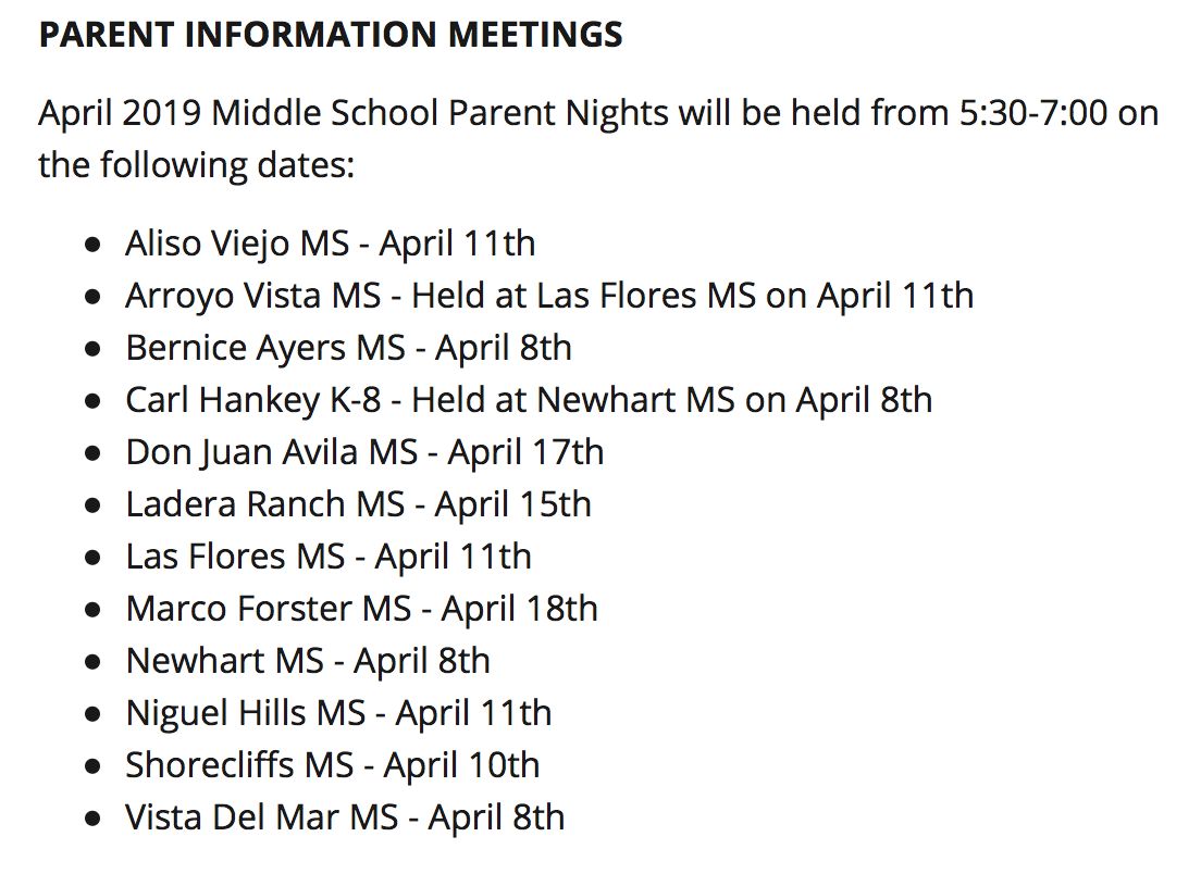 "If you are unable to attend one of these meetings, you can view their PowerPoint online  HERE.  Unfortunately, you will not be able to ask the district questions. For example, slide #7 indicates that the curriculum does not ""encourage the adoption of specific values regarding sexuality"" and that it doesn't ""contradict family-held, religious, cultural or ethical values regarding sexuality."" After reviewing the curriculum, you may disagree."