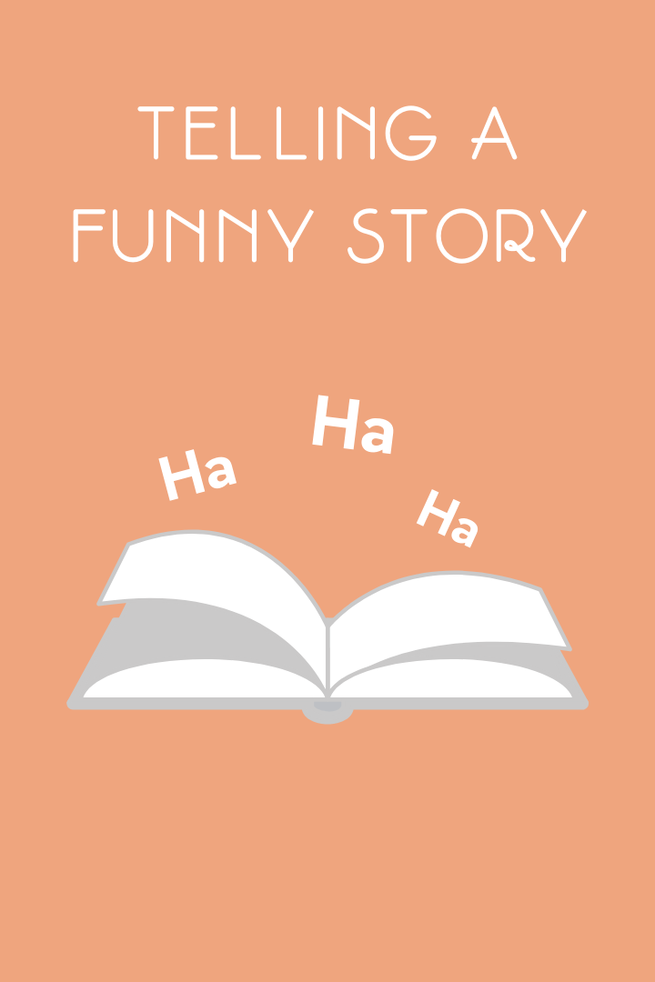 Telling a Funny Story Worksheet