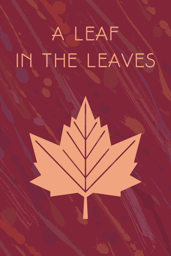 A Leaf in the Leaves