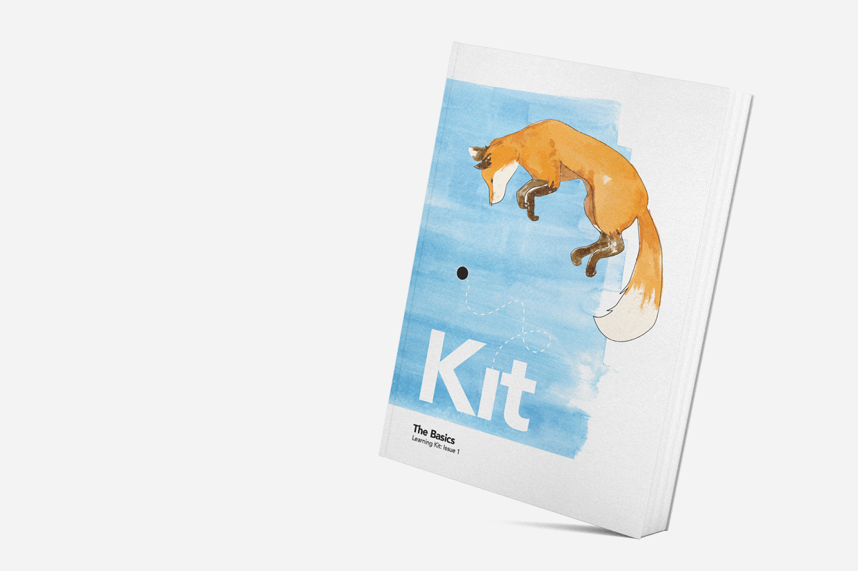 2.Kit Learning - Issue#1: The Basics