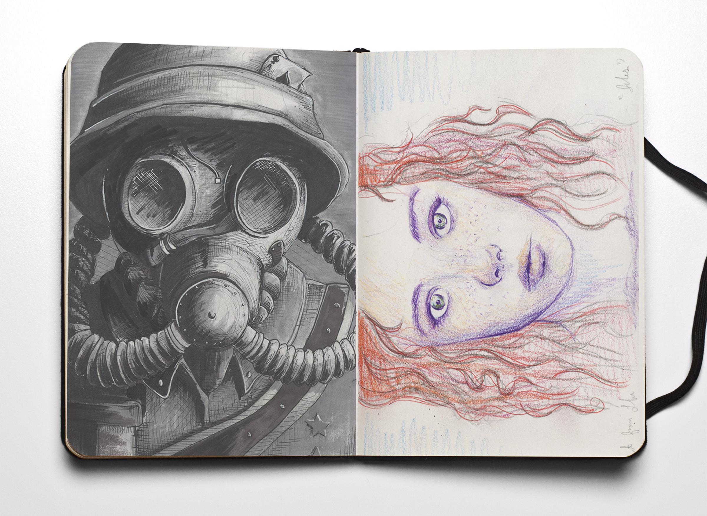 4.Sketchbook - The oodles of doodles