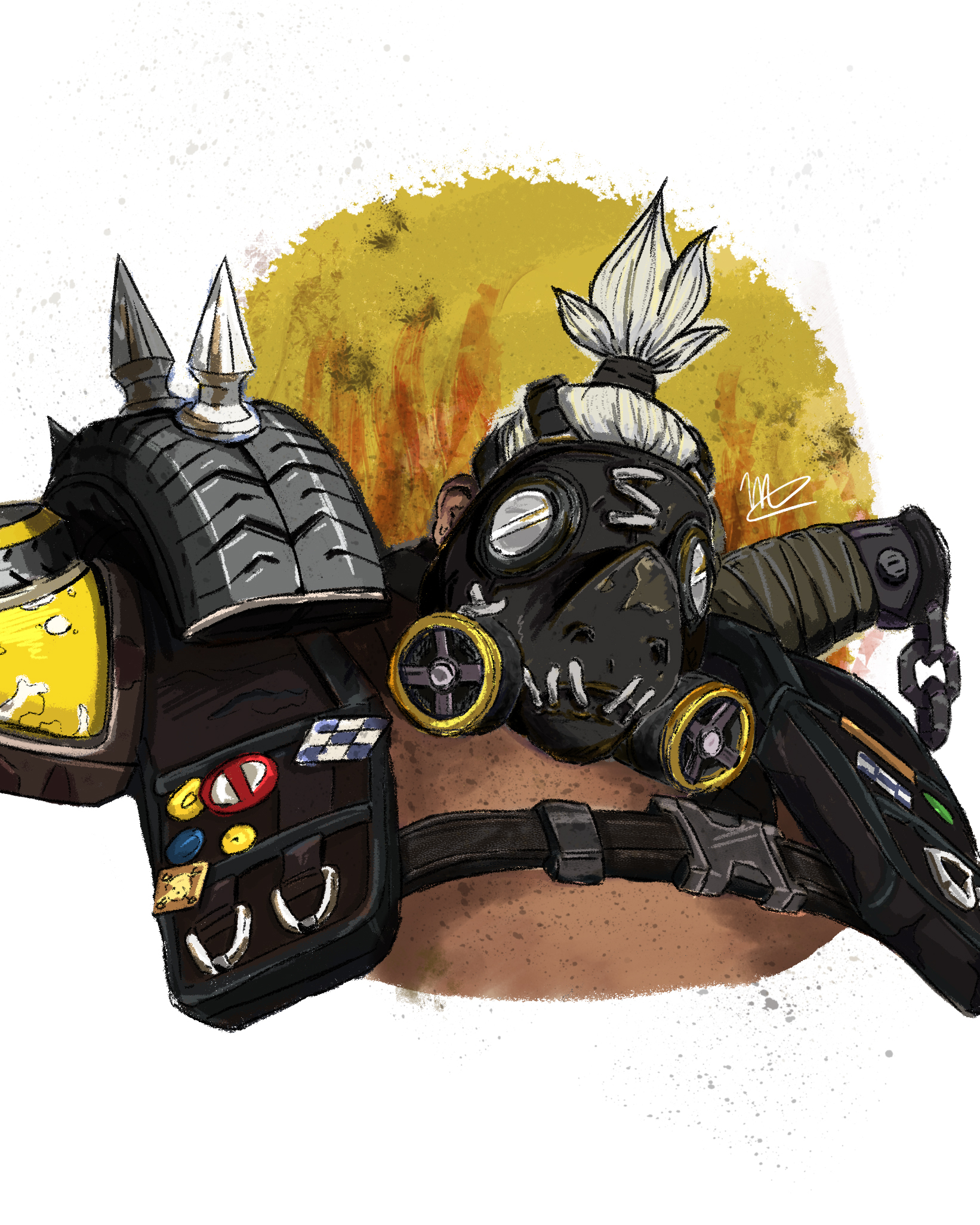 Roadhog - Tank