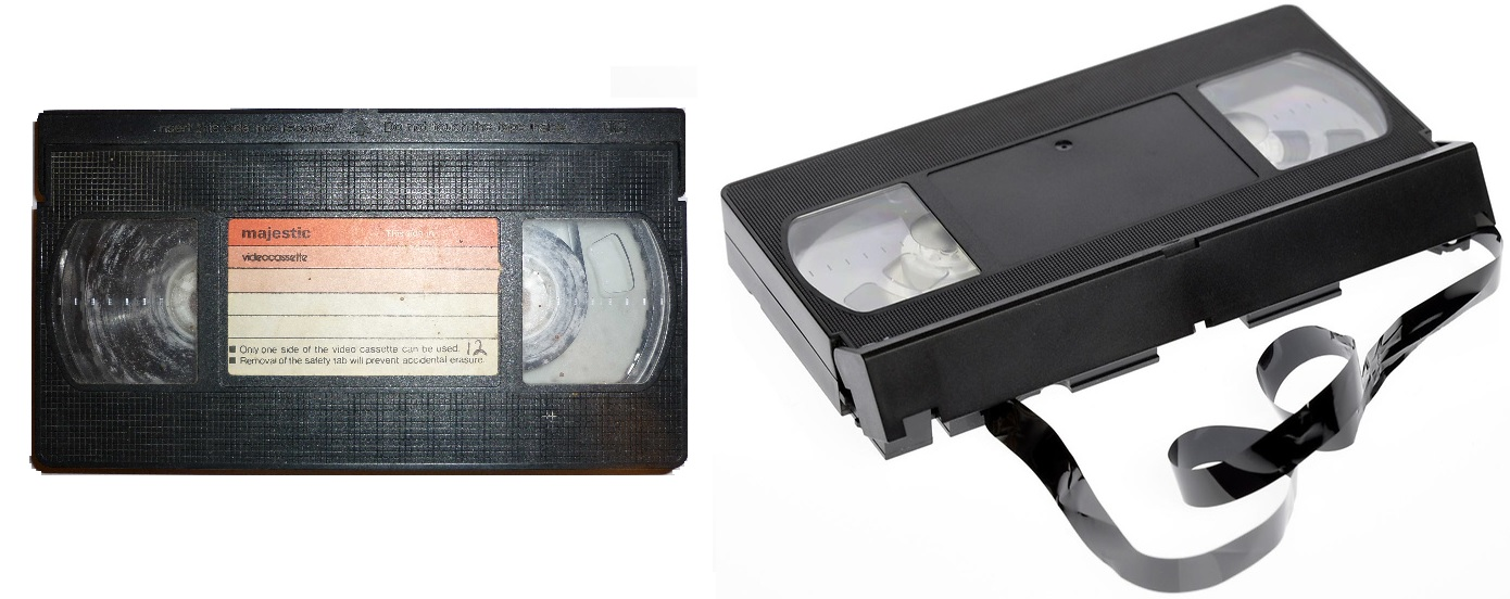 Video Tapes that require cleaning or repairs    If the tapes require repairs and or cleaning from mildew/mold build up. it will cost between $25.00 to $70.00 per tape to have cleaned up or repaired.