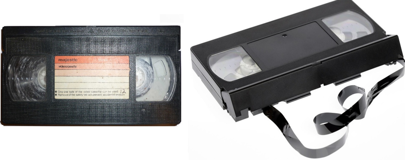 We Repair and clean your old video tapes vcr vhs tape cleaning & repairs VHS to DVD  Sydney  copying service