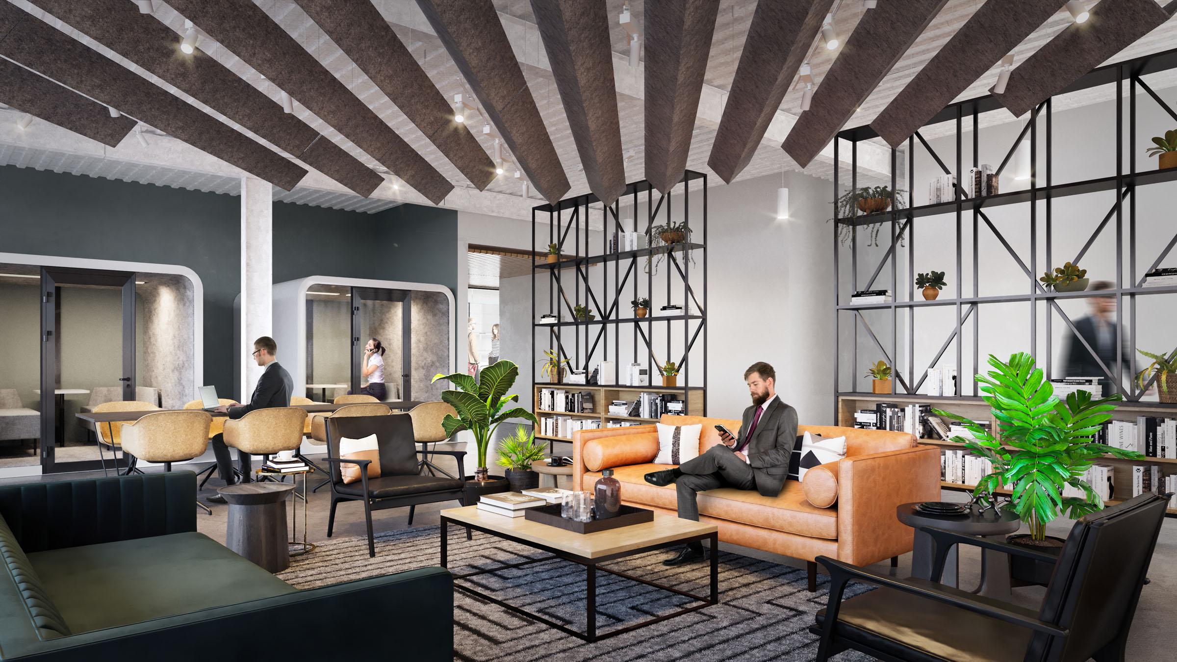 Manhattan Beach Office Space for Rent & Coworking — CTRL