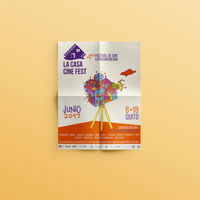CUARTA EDICIÓN - Revisa en este link el catálogo de todo lo que fue la cuarta edición del Festival de Cine Latinoamericano de Quito.