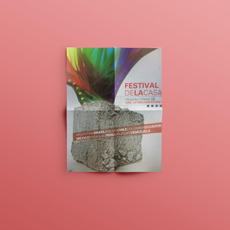 EDICIONES ANTERIORES - Revisa en este link el catálogo de todo lo que fueron las trés primeras ediciones del Festival de Cine Latinoamericano de Quito.