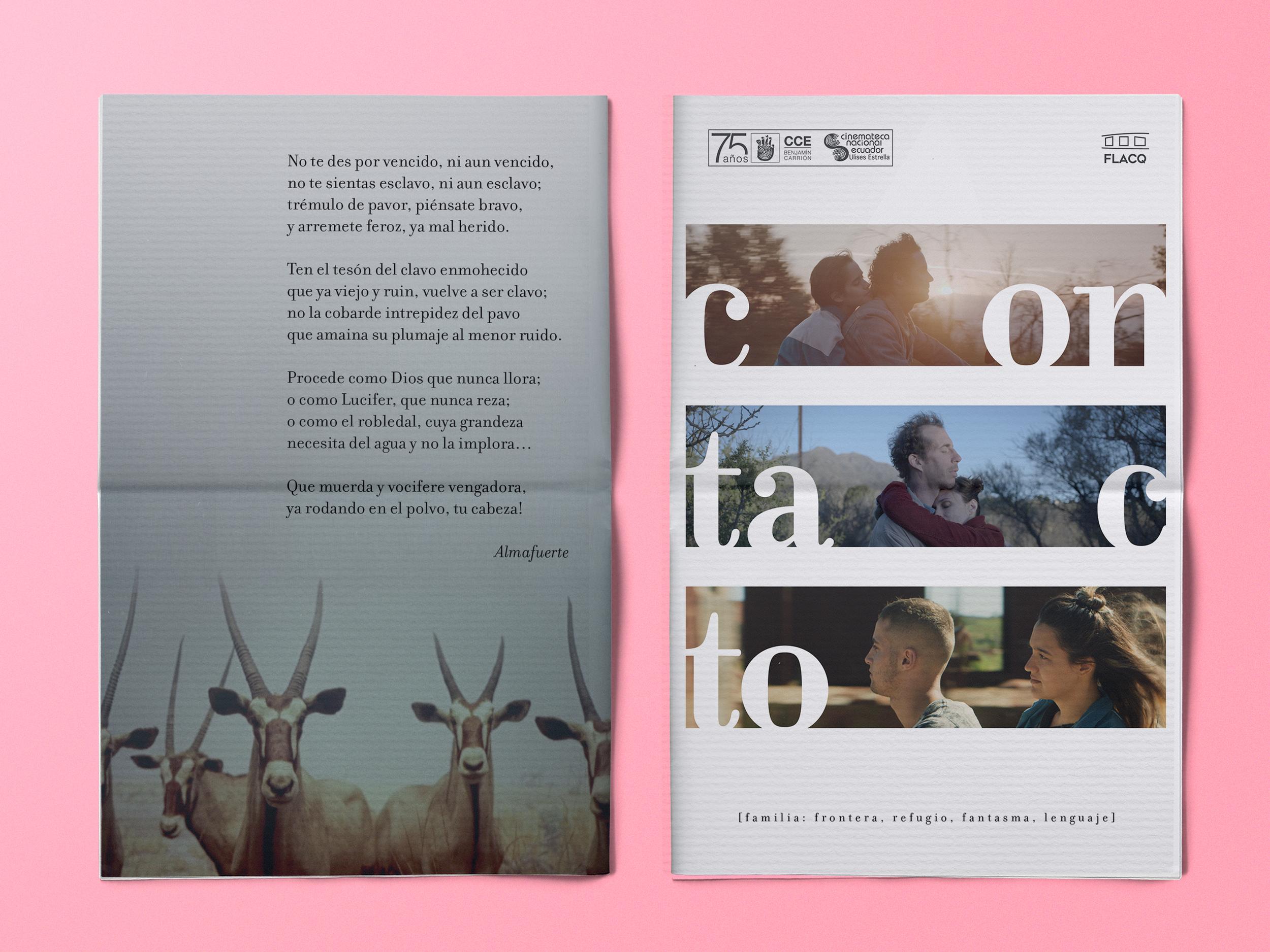 REVISTA FLACQ - Accede al contenido completo de la revista.