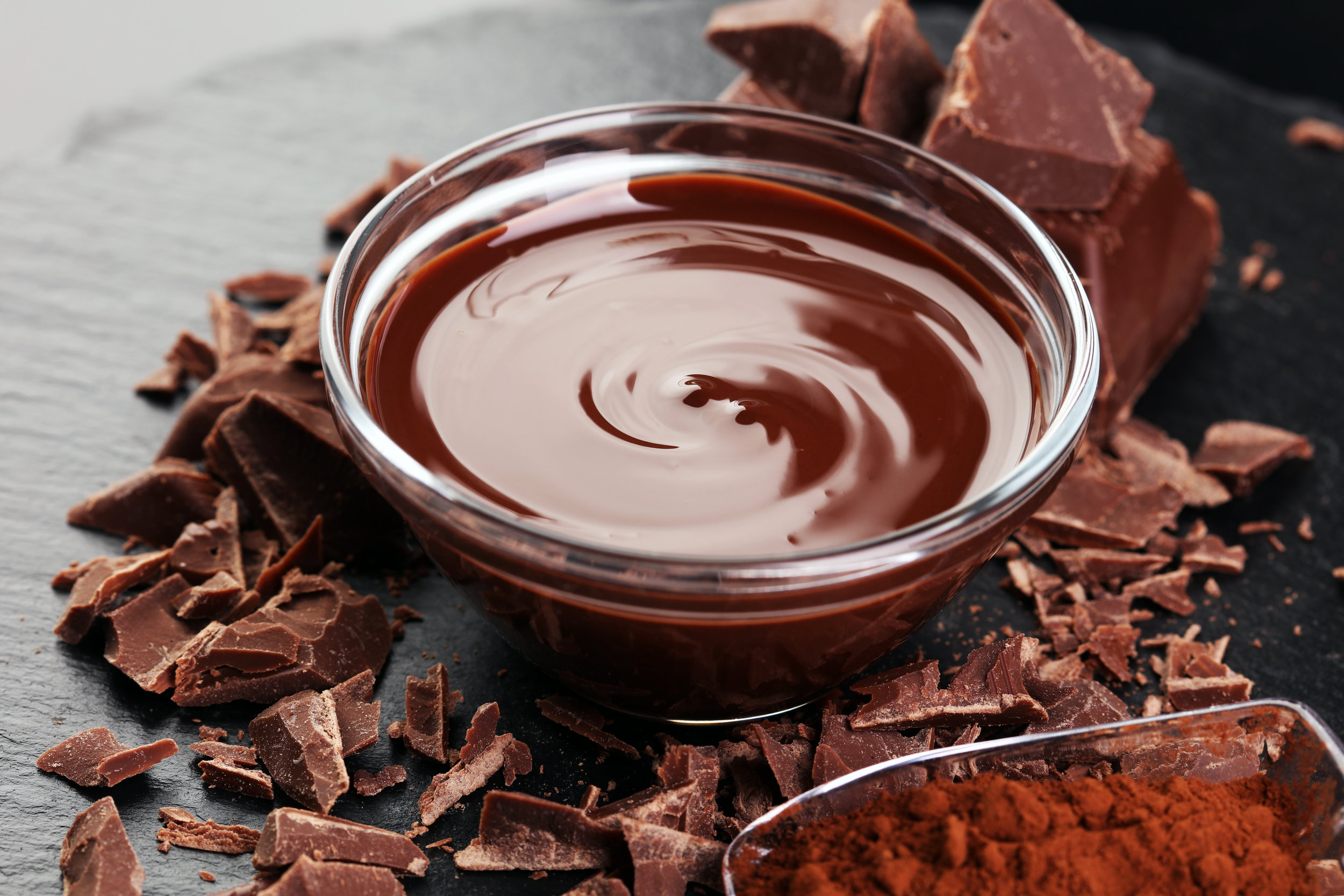 LOW CARB KETO QUICK AND EASY CHOCOLATE SAUCE  RECIPE.jpg