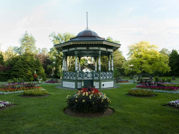 The Halifax Public Gardens is the only Garden listed among a wonderful grouping of Parks.