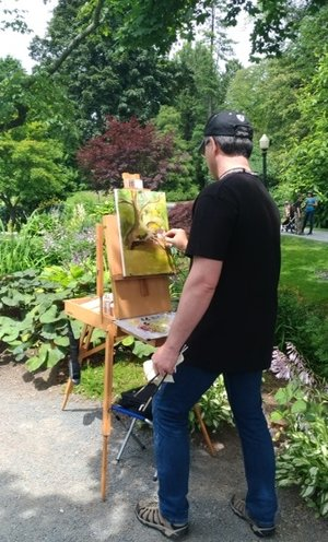 Paint the Gardens