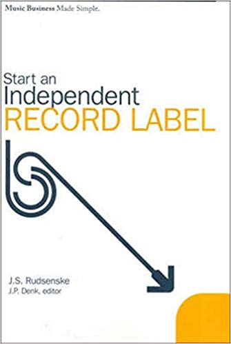 Music Business Made Simple: Start An Independent Record Label   explains the steps a person needs to take to start and run an independent record label. The short chapters are easy to read and provide a quick reference to answers to questions asked most often by aspiring record label owners.