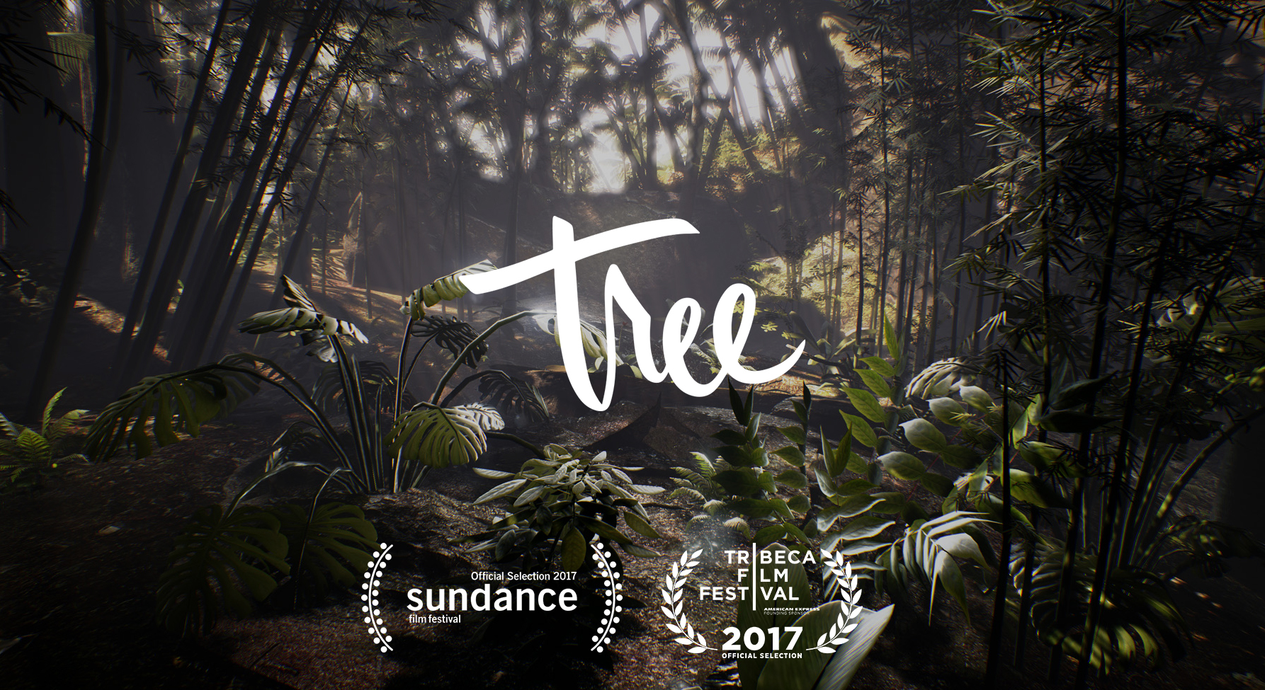 Tree, rendered by Jakob Steensen