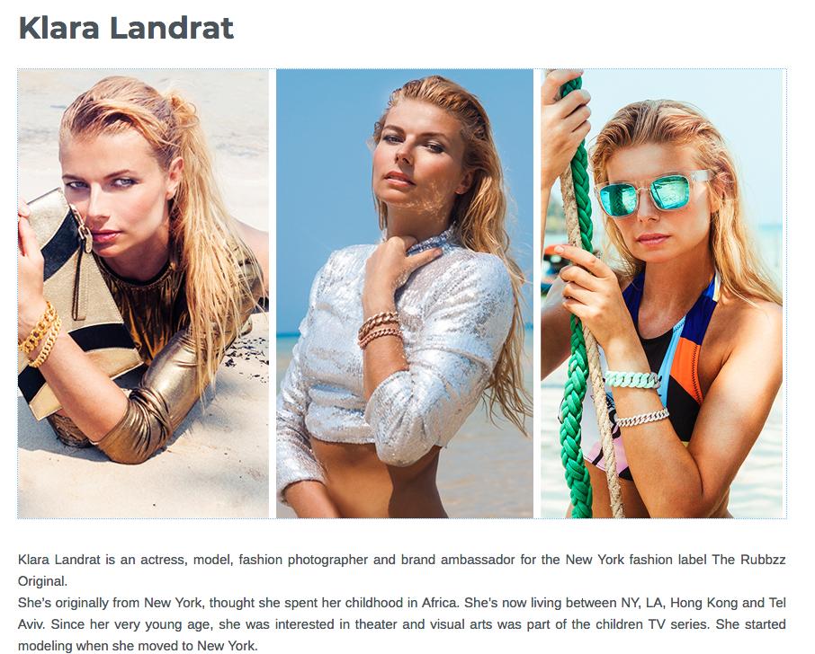 Model Managemnt Top 10 Influencers
