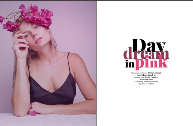 Imirage Magazine, Canada.