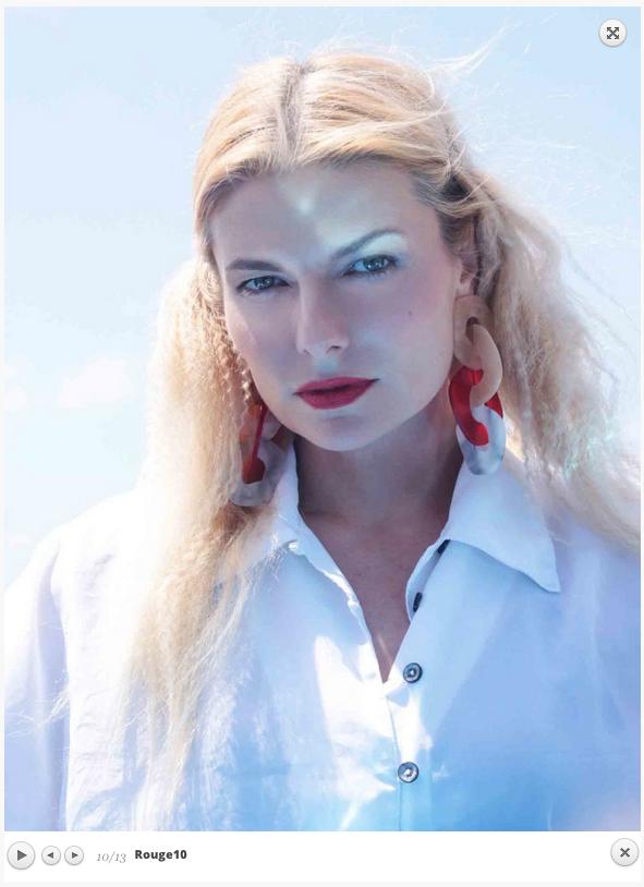 Solis Magazine, NY.