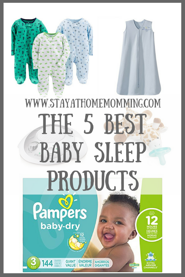 The 5 BESTBaby Sleep Products.png