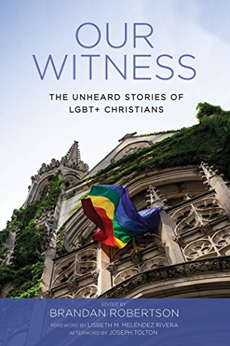 LGBT+ Christian activist and theologian Brandan Robertson has brought together stories of LGBT+ Christians from around the world combined with his theological insights to create a powerful book that will challenge, convict, and inspire readers from all theological backgrounds.