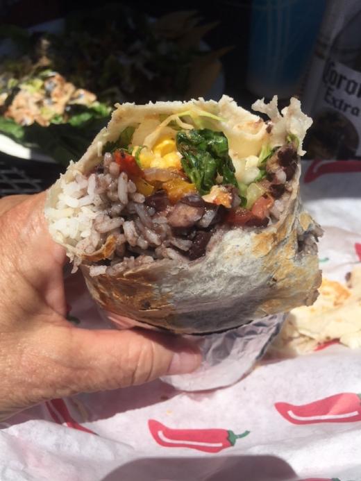 The Royale Burrito