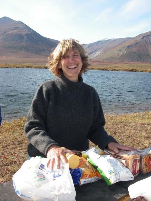 Kim in Alaska