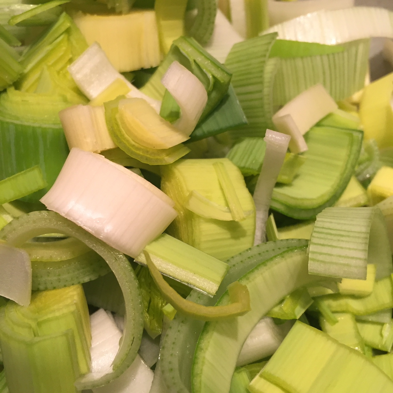 Leeks add a distinct flavor and texture to any soup and many dishes.