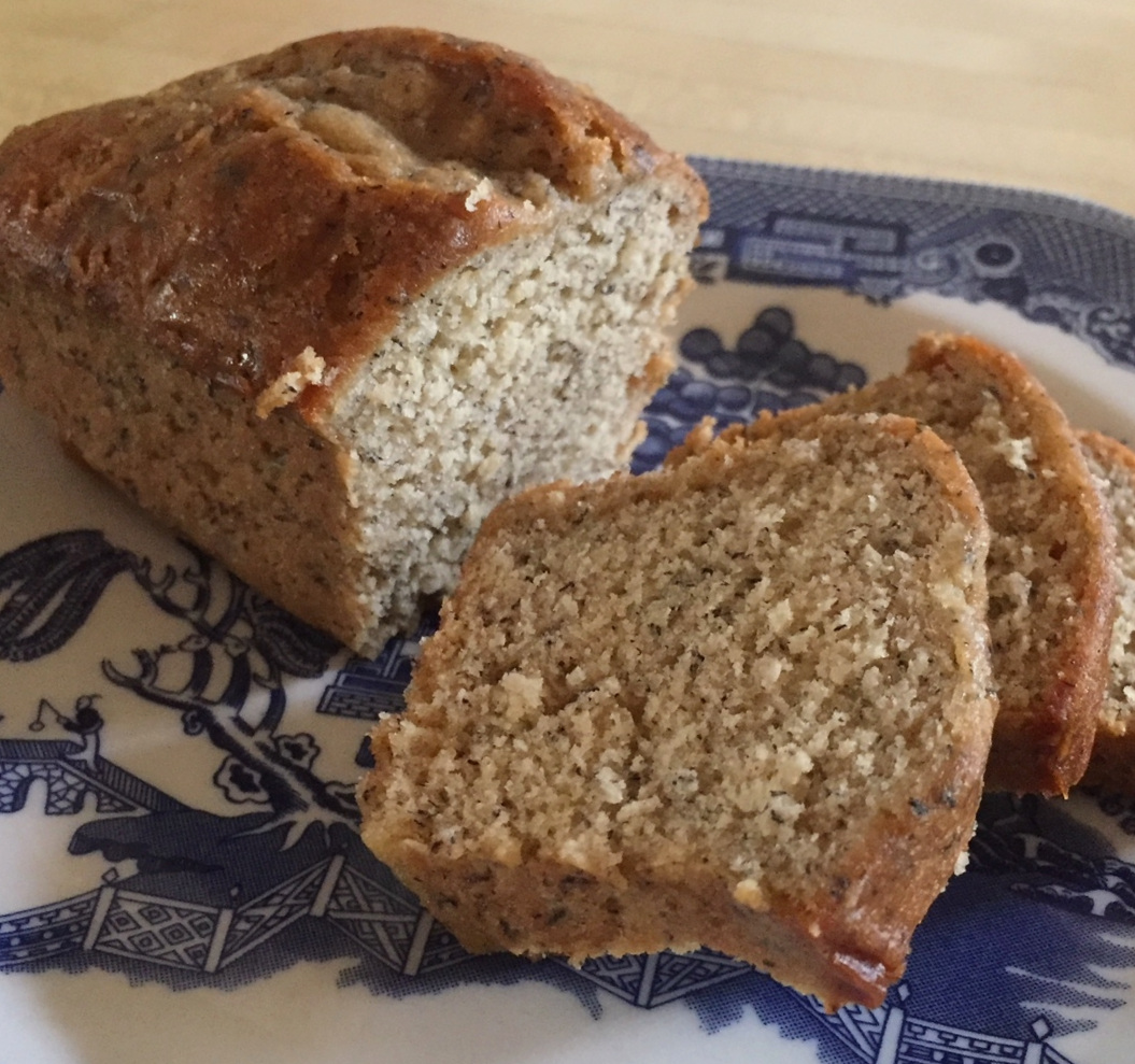 Banana Bread - a breakfast treat.
