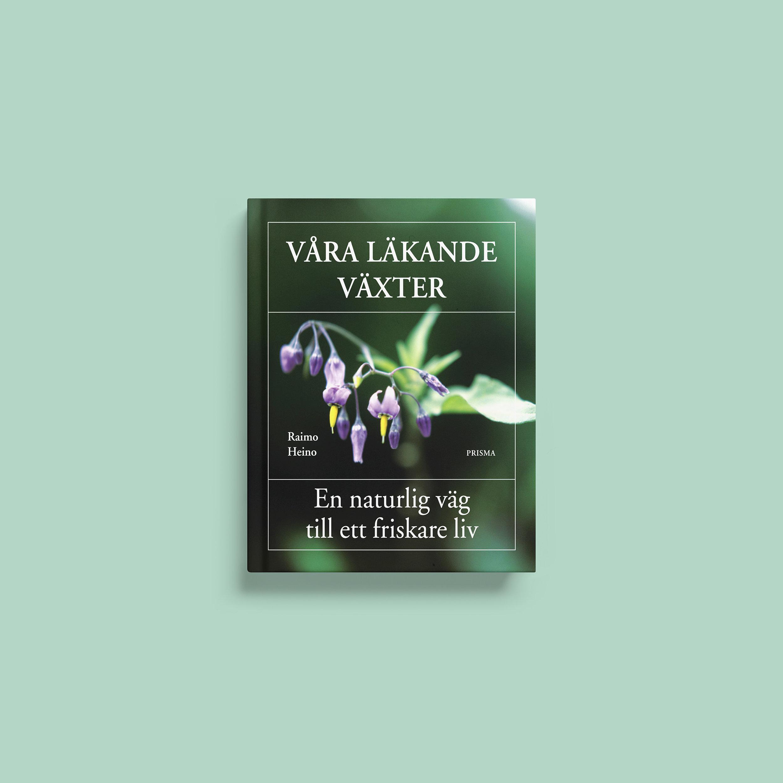 Våra läkande växter    Köp boken →