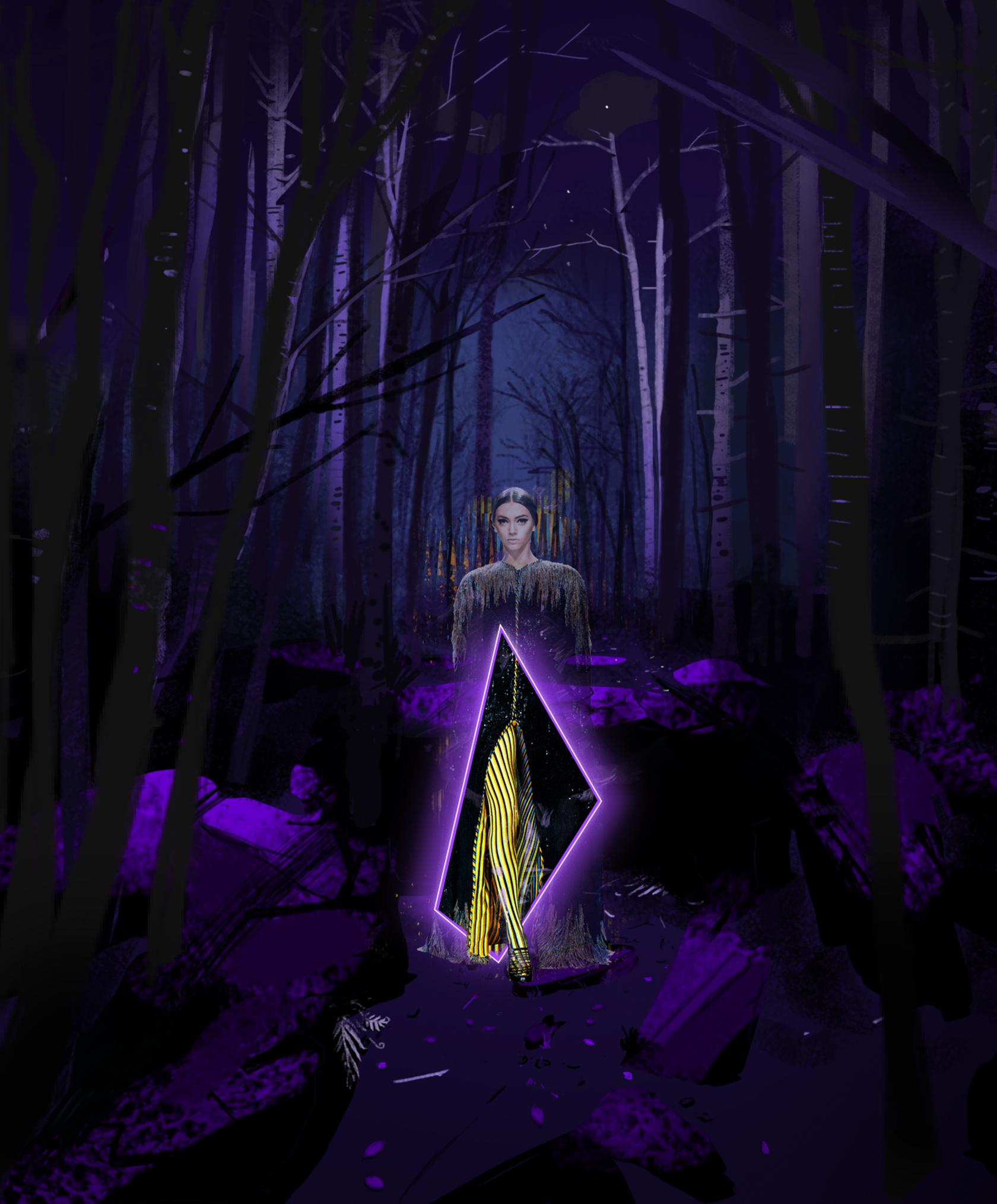 Kinetic Night -
