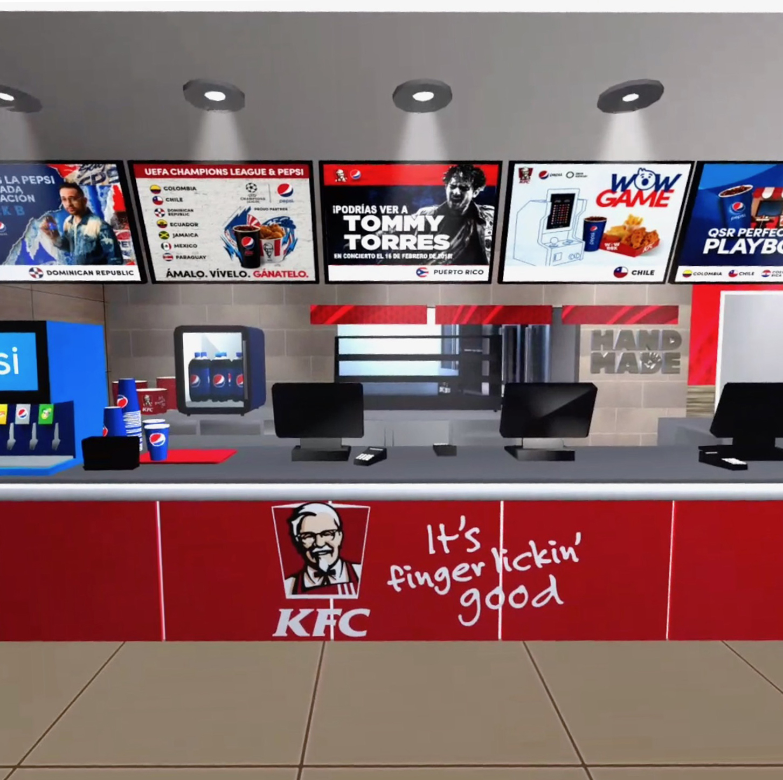 Pepsi VR Experience -
