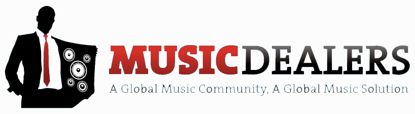 Music Dealers Logo
