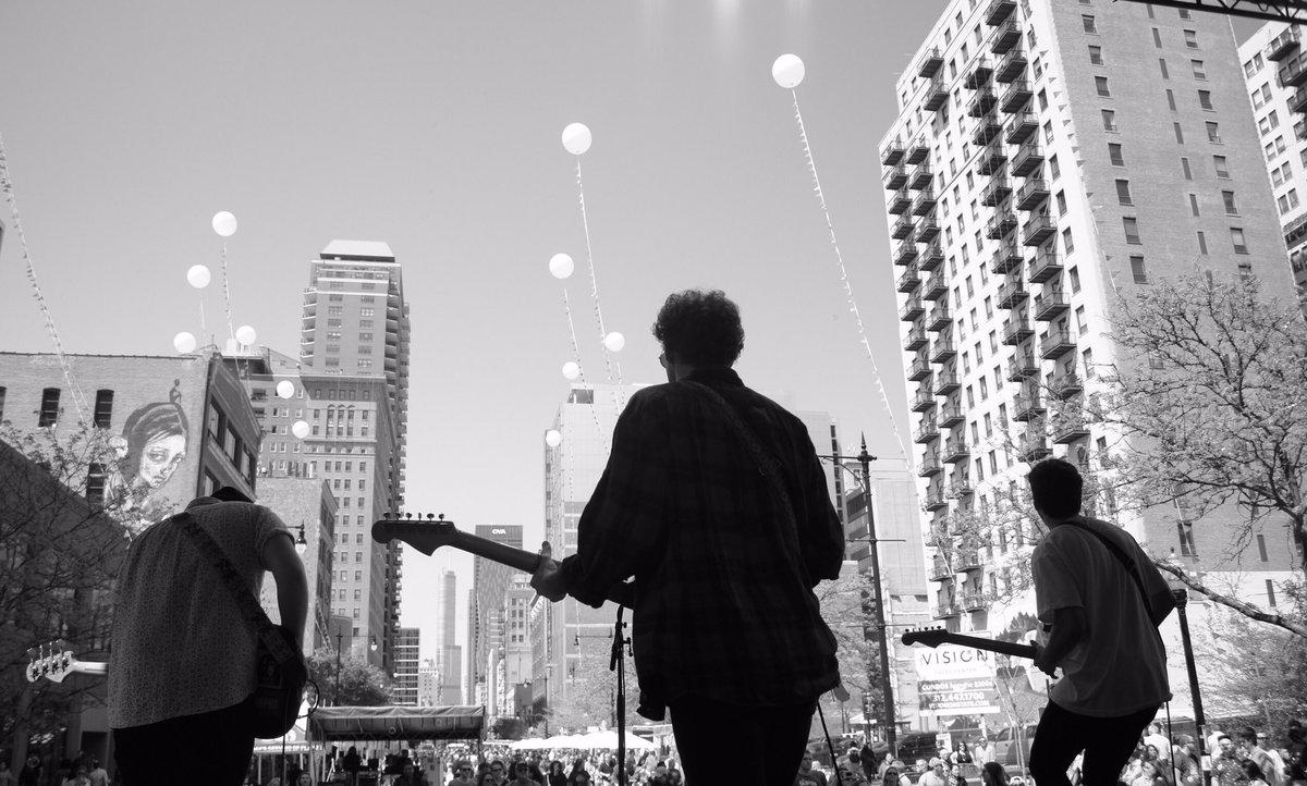 The Band Camino at Manifest Urban Arts Festival